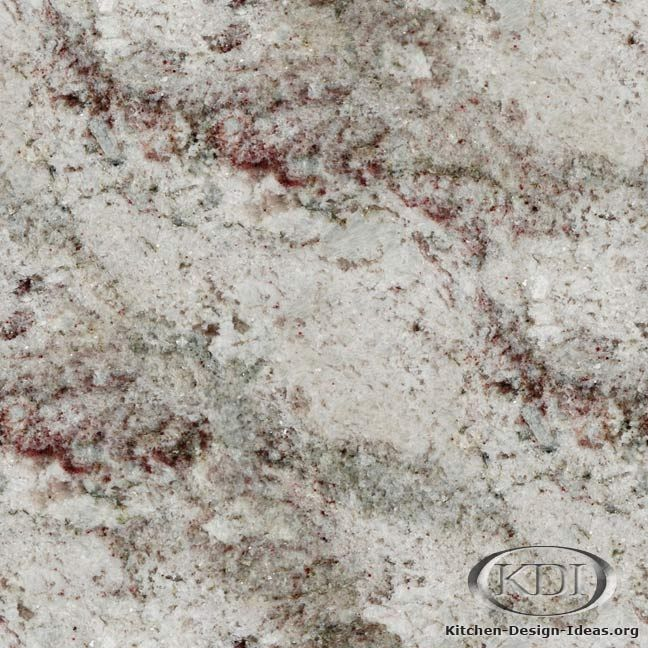 Taupe White Granite Kitchen Countertop Ideas White