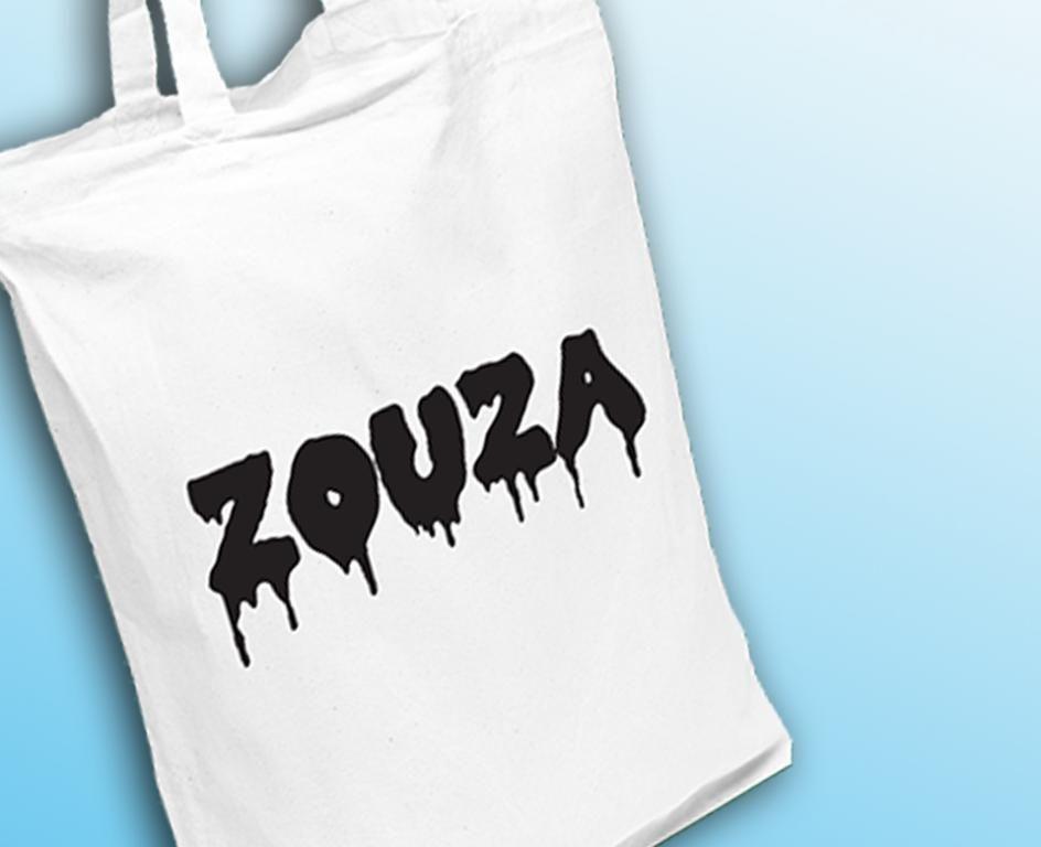 Hit Sprzedazy Torba Eko Na Zakupy Zouza Biala 5223278025 Oficjalne Archiwum Allegro Tote Bag Reusable Tote Bags Reusable Tote