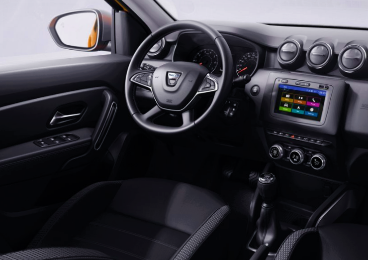 2019 dacia duster interior news cars report pinterest. Black Bedroom Furniture Sets. Home Design Ideas