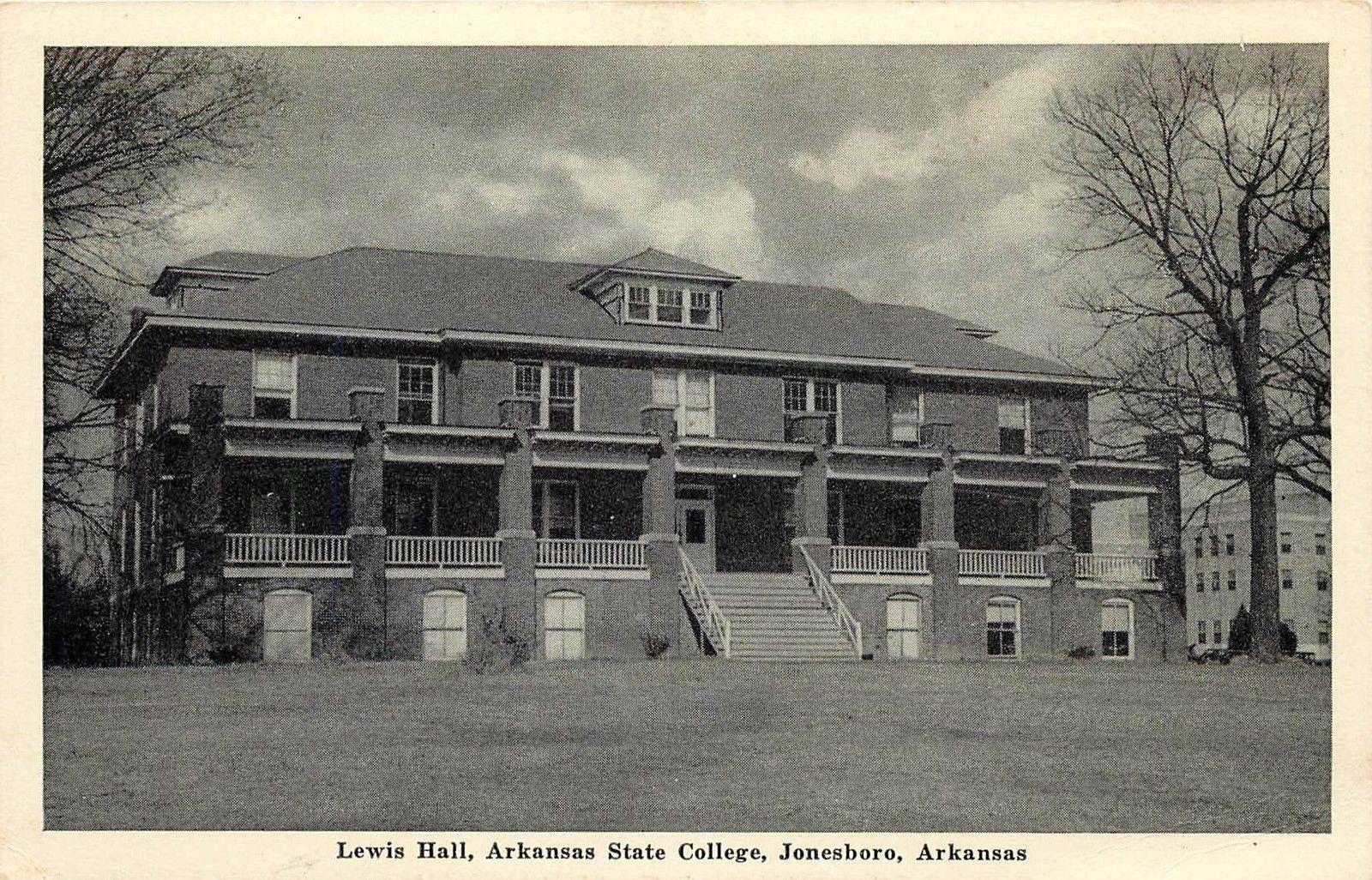 Lewis Hall at Arkansas College in Jonesboro, Arkansas