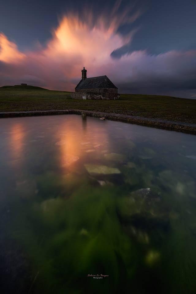 la chapelle du mont michel de braspart par fabrice