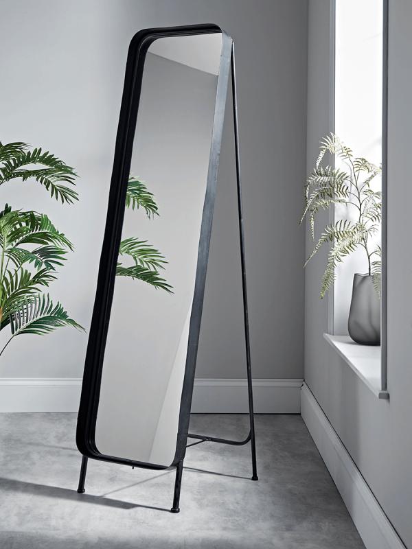 New Industrial Full Length Mirror Full Length Mirrors Free Standing Mirrors Floor Length Mirror Full Length Mirror Standing Mirror