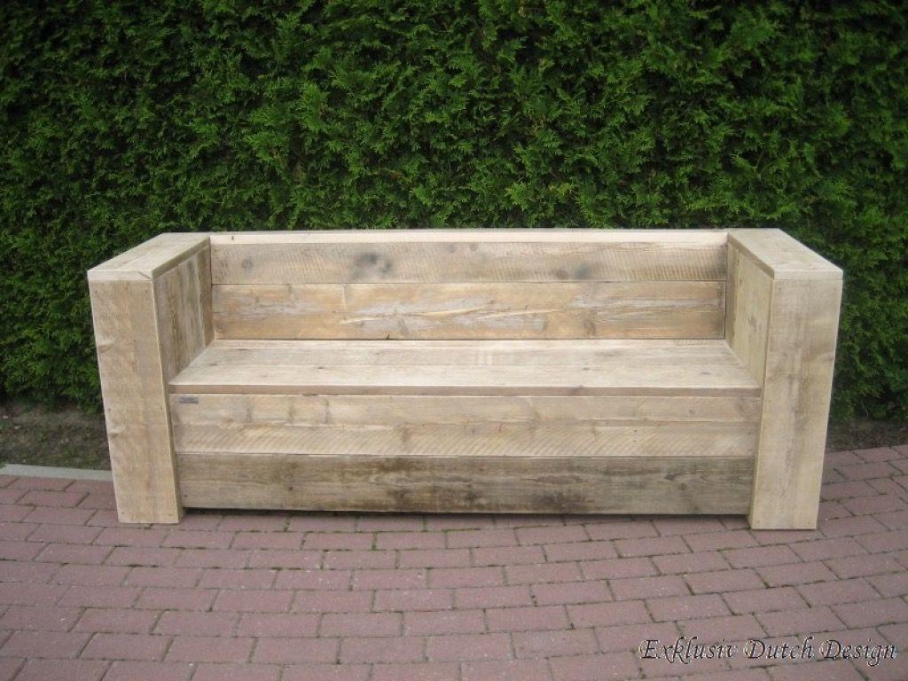 Holzbank Selber Bauen Bauanleitung Gartenbank Selber Bauen Holzbank Garten Gartenbank Holz