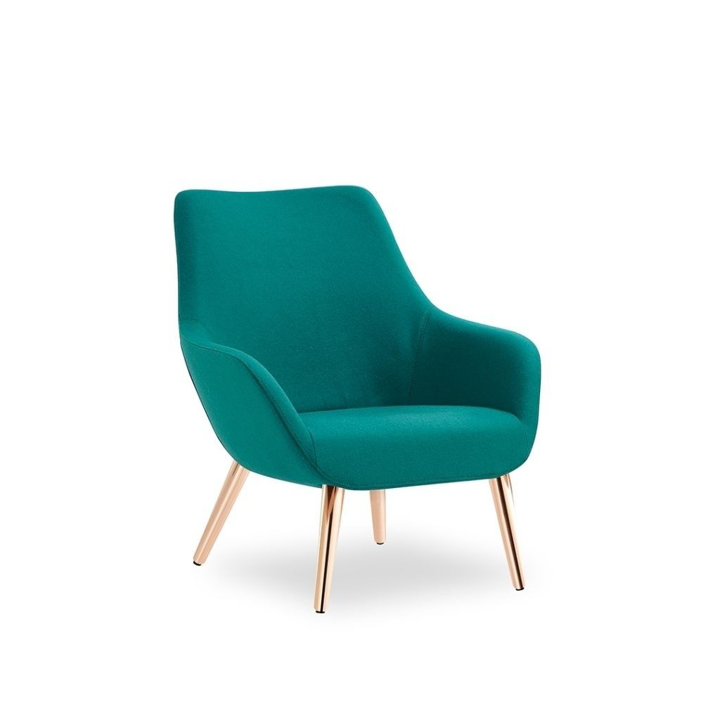 B T Lamy Lounge Chair Chair Style Green Lounge Lounge Chair #turquoise #living #room #chair