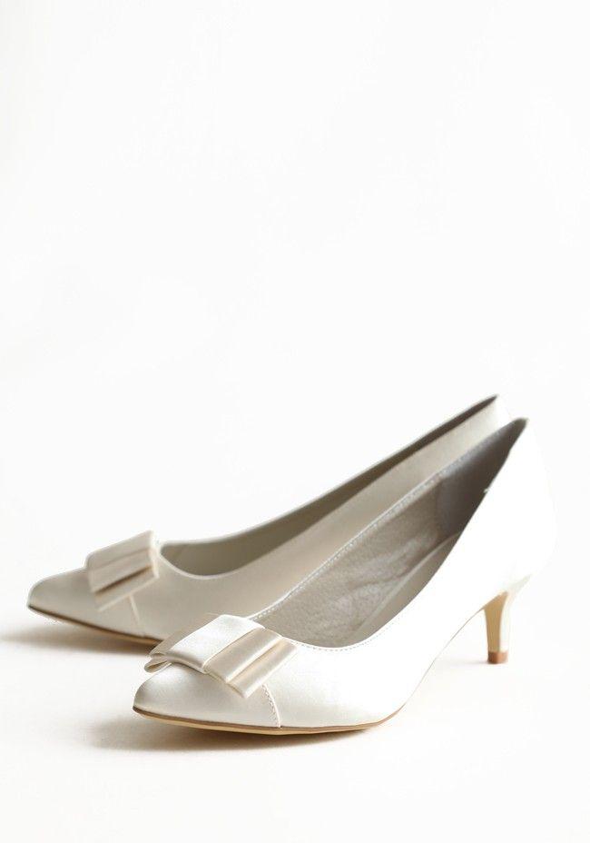 Timeless Love Heels Modern Vintage Shoes Modern Vintage Bridal