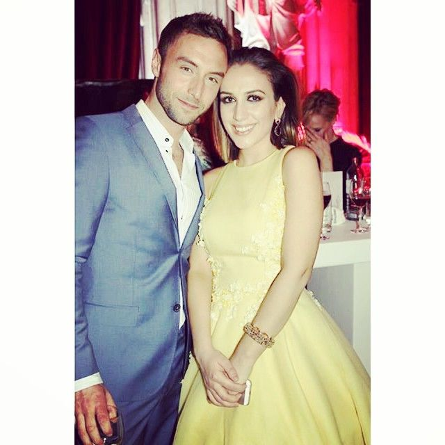 Today a month of #eurovision. Throwing back a pic with the #hero of this ESC  @manszelmerlow