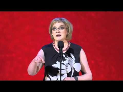 Sarah Millican - Lady Parts (from Chatterbox) - YouTube