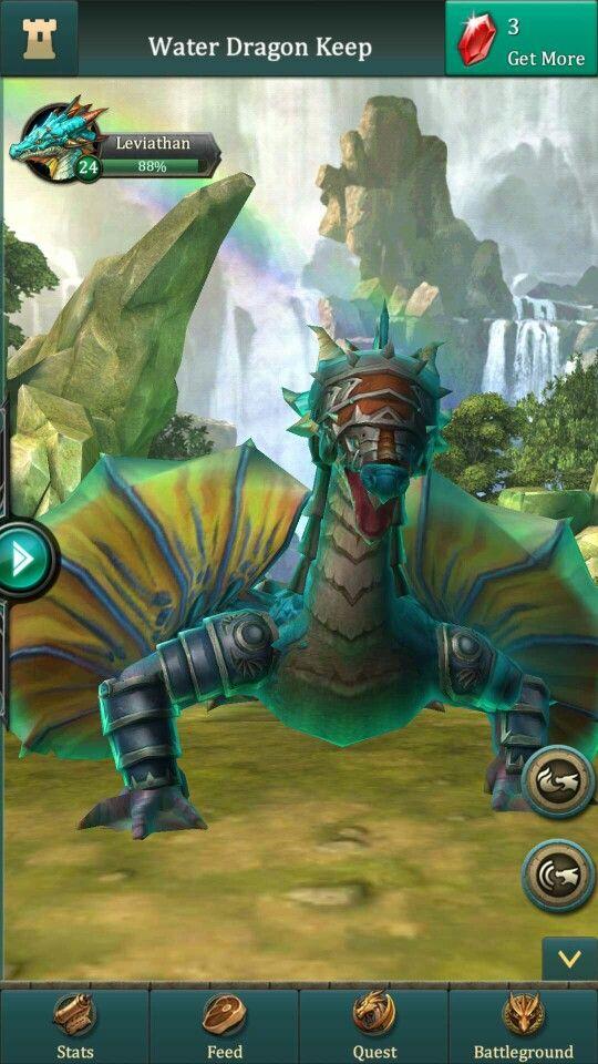 Water Dragon Games