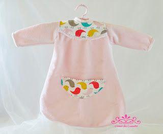 Baby girl pajama. Perfect for newborns!