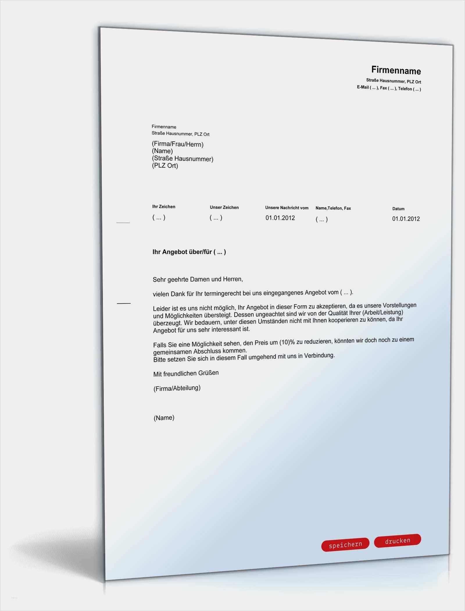 Kostenlose Angebotsvorlage Zum Download Von Lexoffice 11