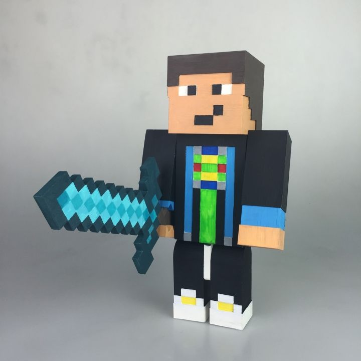 Download custom minecraft character gommehd by simone