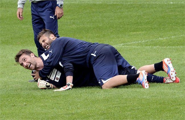 I migliori scatti di #Euro 2012