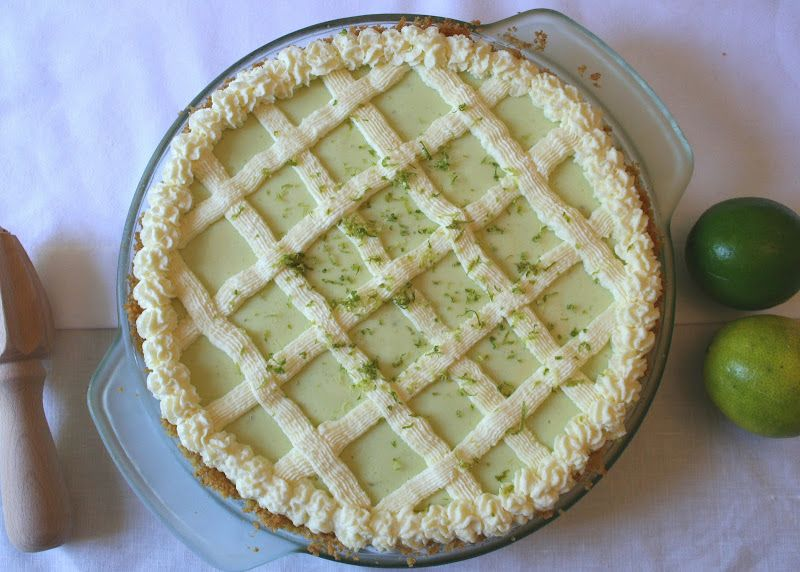 Key lime pies - made with real limes