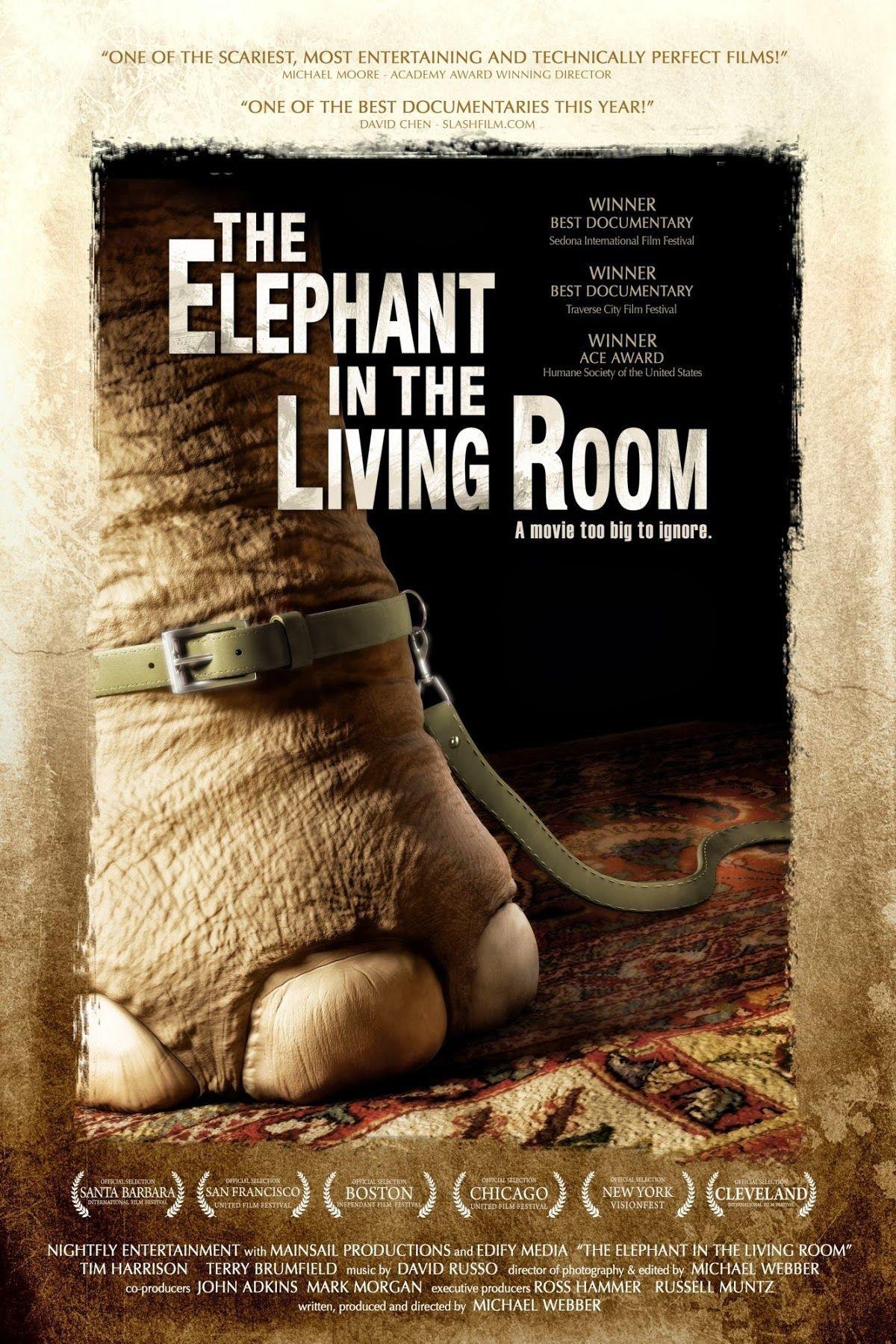 The Elephant In The Living Room 2010 En 2020 Documentales En