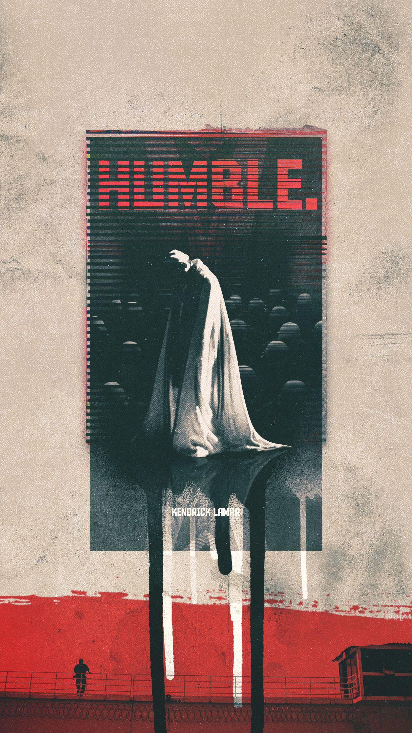 Kendrick Lamar Humbleall Of It Wallpapers Fondo De