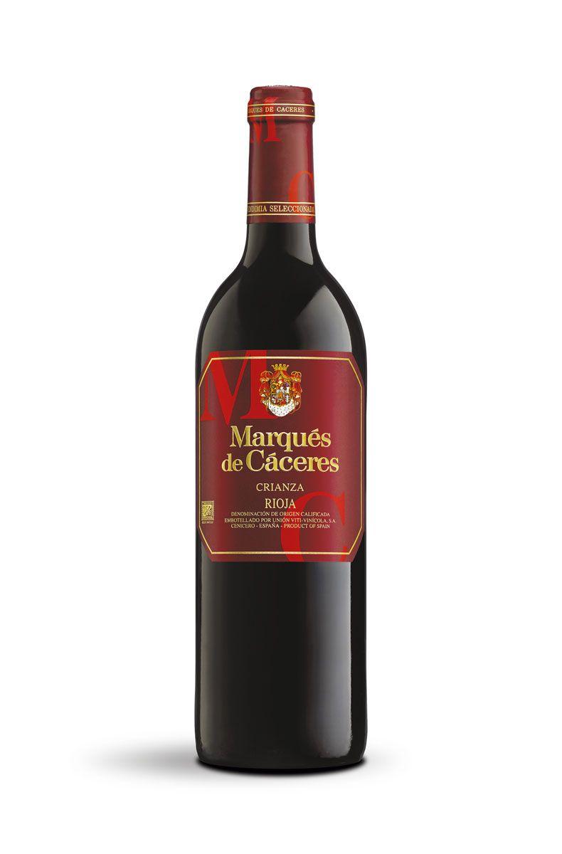 Marques De Caceres Crianza 2010 Vinos Y Quesos Vinos Vino Espanol