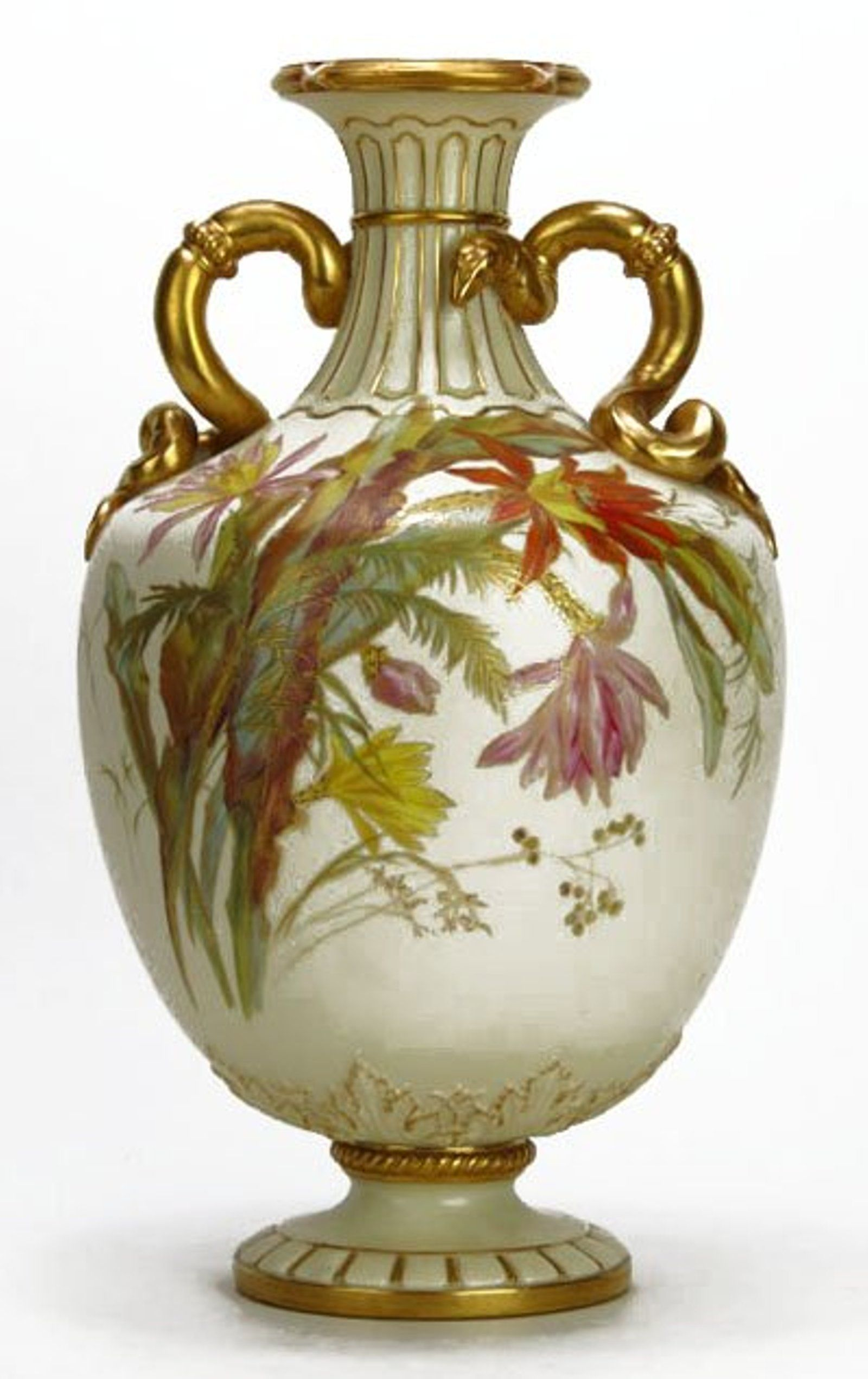 Large Decorative Urns With Lids Glamorous Antique Large And Important Royal Worcester Vase With S  I Love 2018