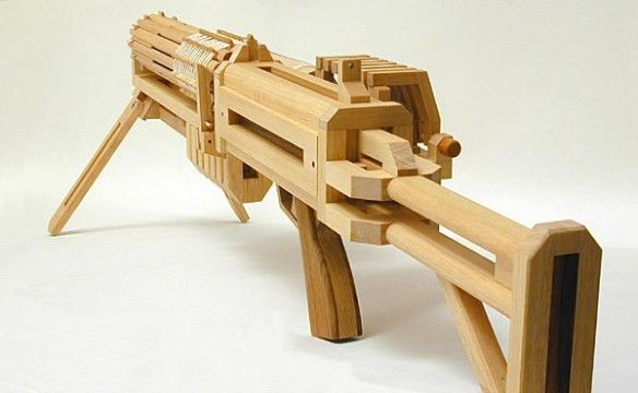 News The Ultimate Armory Of Rubber Band Guns Complete