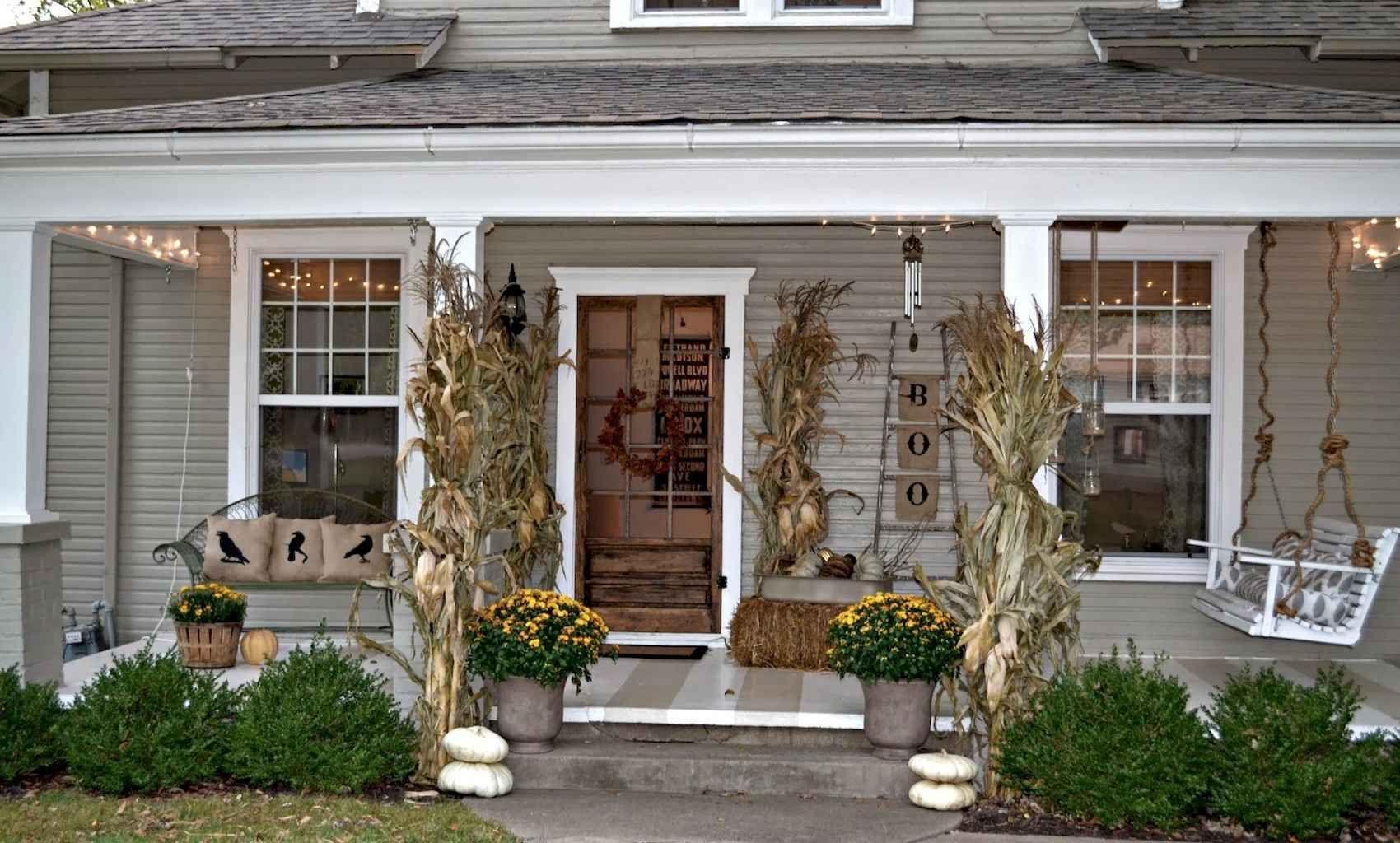 50 beautiful farmhouse front porch decorating ideas