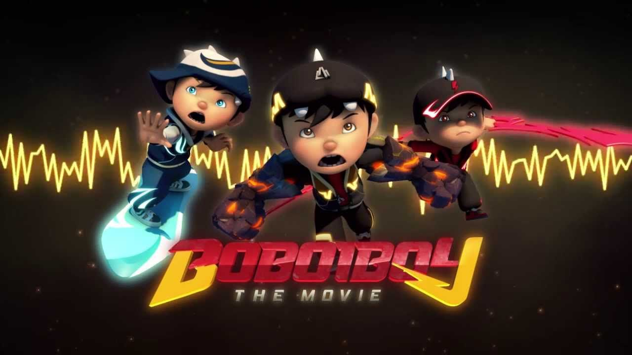 32 Gambar Boboiboy Galaxy The Movie 16