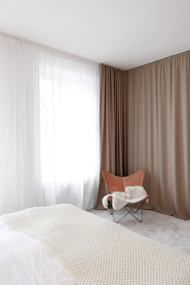 5 Things That Curtains Can Hide Inside A Bedroom Apart From The Windows Bedroom Design Bedroom Interior Interior Design Bedroom