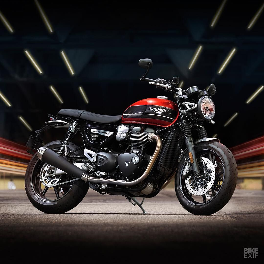 One Of The Most Famous Names In British Motorcycling Is Back The