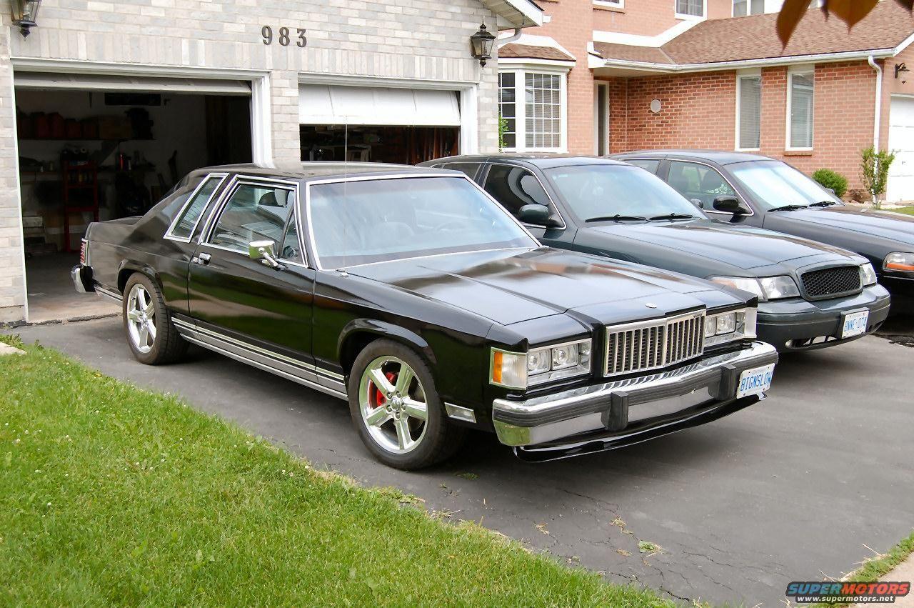 All Types mercury marauder wheels : 1985 Mercury Grand Marquis | Wheels - US - Mercury | Pinterest ...
