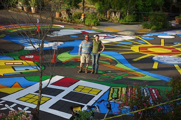 'Tactical Urbanism' เปลี่ยนพื้นที่ว่างสร้างสัมพันธ์ชุมชนด้วยศิลปะ
