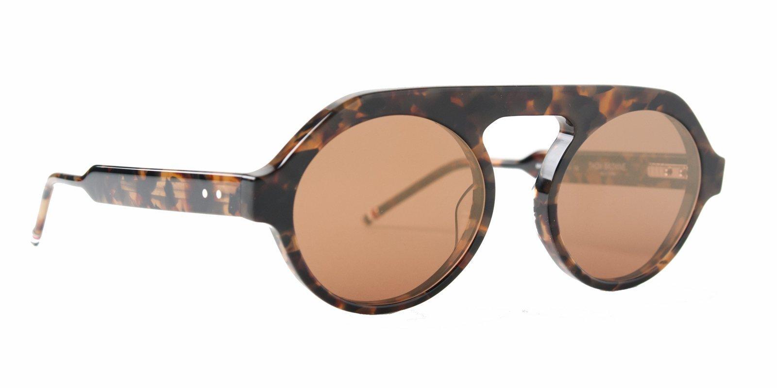 debe1f6477a2 Thome Browne - TB-413 Tokyo Tortoise - Gold-sunglasses-Designer Eyes ...