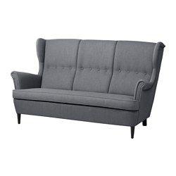 Velg en myk og behagelig sofa fra IKEA