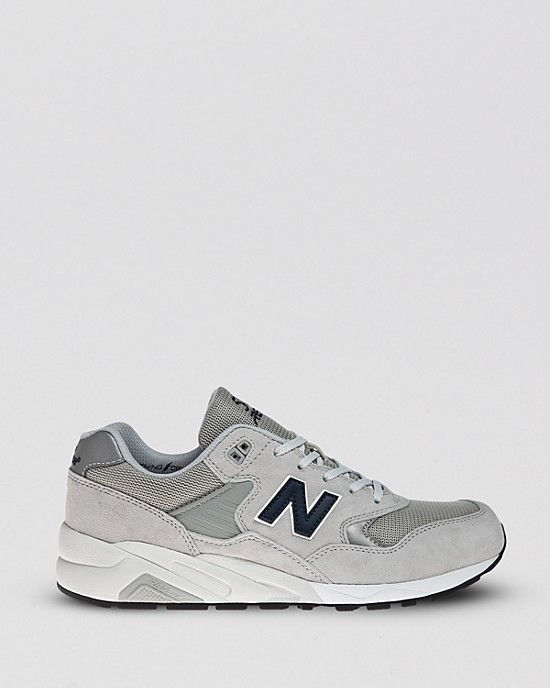 the latest ff6ec 6380d New Balance 580 Classic: Light Grey | Hurry up babe!! in ...