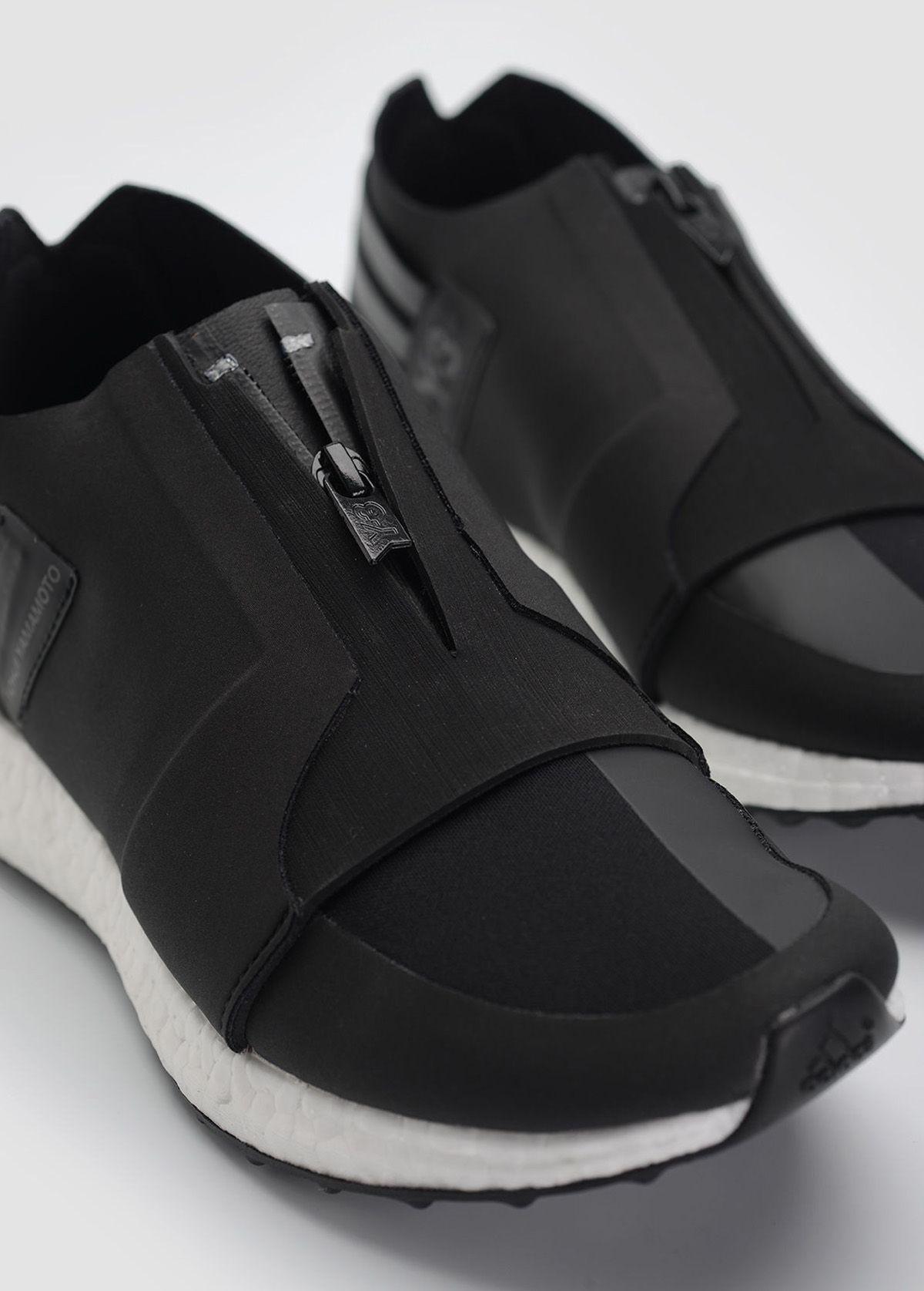 adidas Y,3 Xray Zip Low BOOST Black