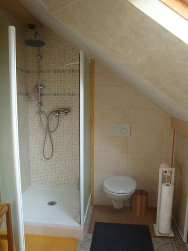 Http alain amenagement e for Cabine de douche pour comble