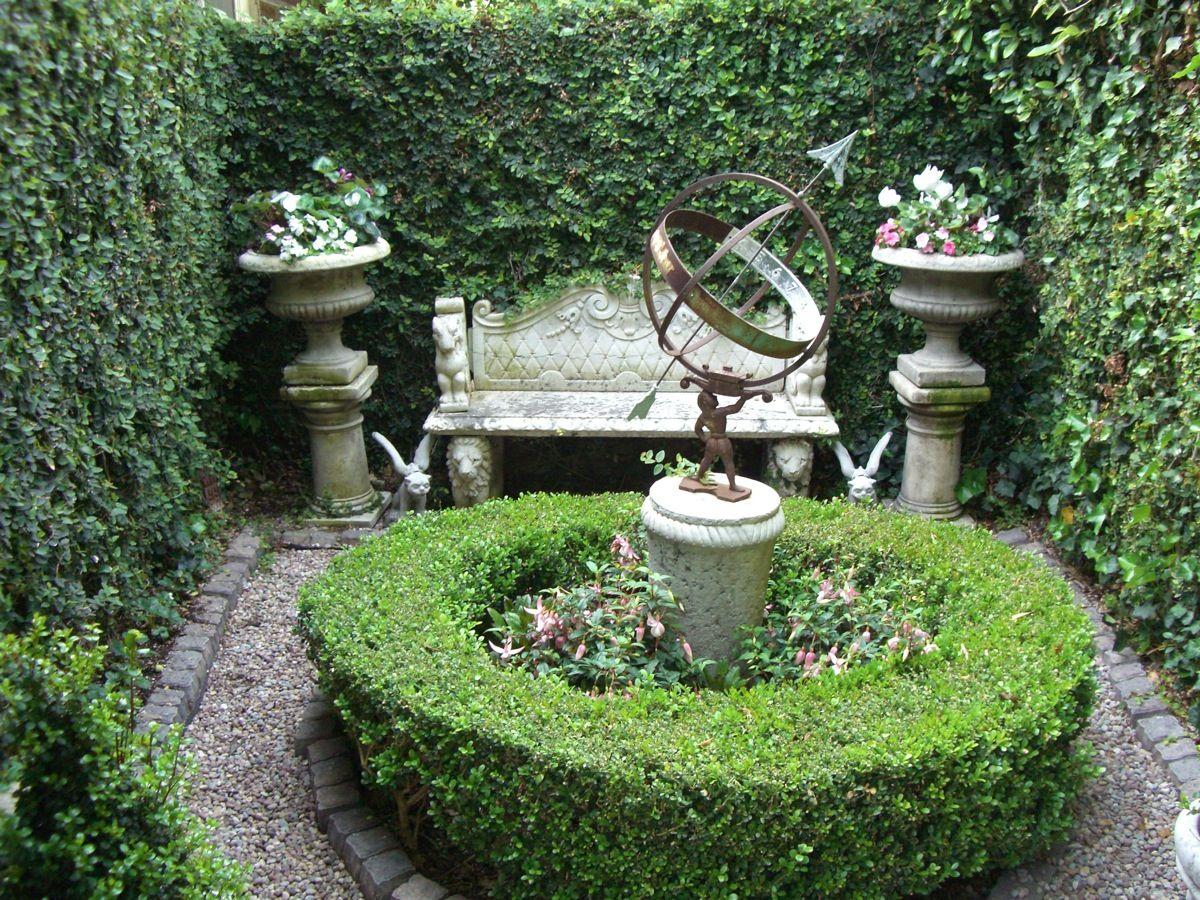таинственный сад фото словам