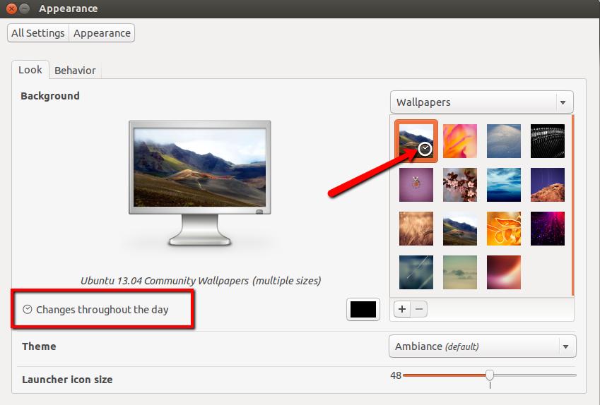 Change Wallpaper Automatically In Linux Mint Ubuntu