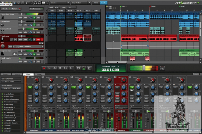 Mixcraft 8 Pro Studio Crack Full Free Download | HC MUSIC &FILMS