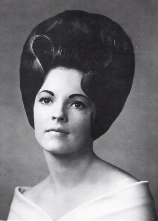 Ornate Beehive | Big Hair - Retro / Vintage | Pinterest ...