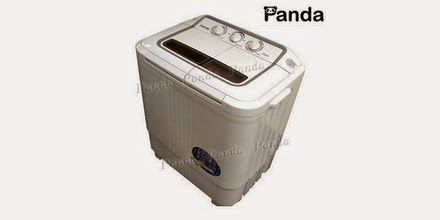 Panda Small Compact Portable Washing Machine(6-7lbs Capacity) with Spin Dryer, Best Buy Product - Don't Miss it.  309 customer reviews. Sales Rank: #6 in Major Appliances. Always Best by for all times. Product Description & Price visit : http://dotkinghere.blogspot.in/2014/09/panda-small-compact-portable-washing.html