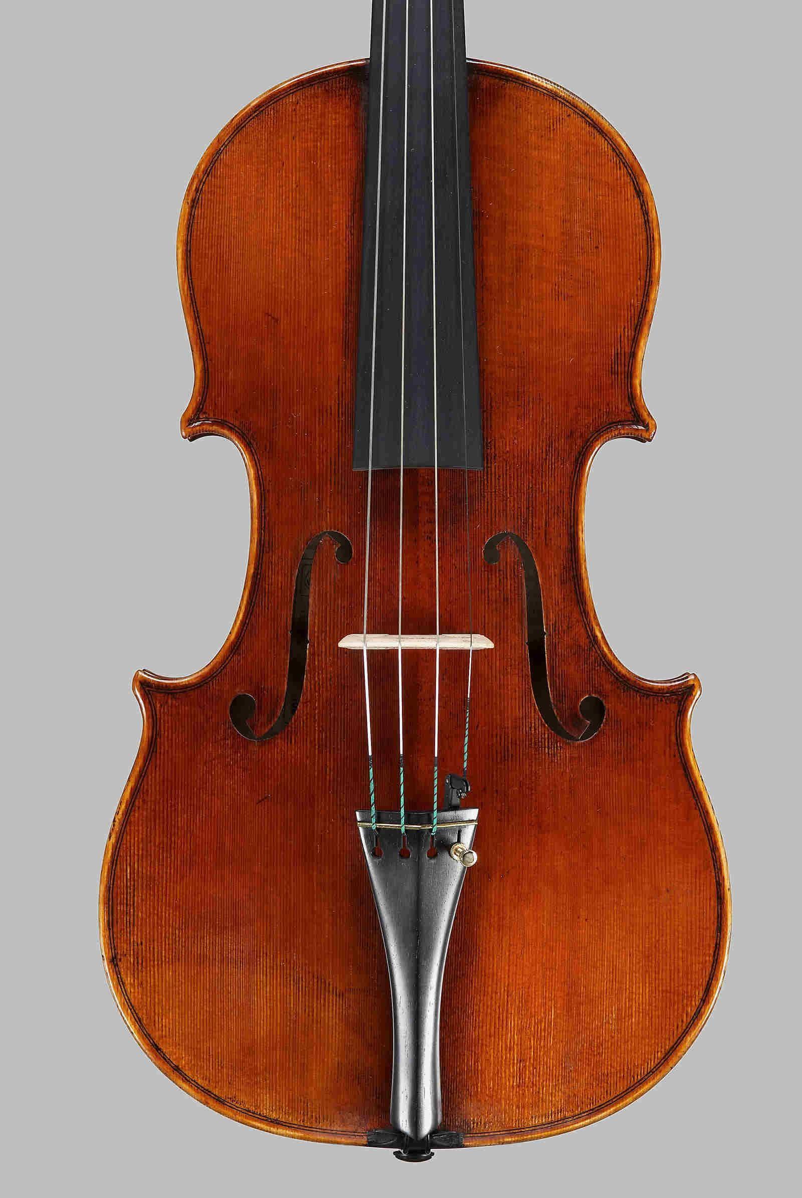 Daniele Scolari - viola modello Stradivari
