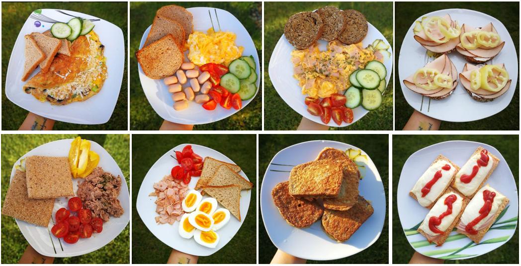 mit lehet étkezni reggelire?