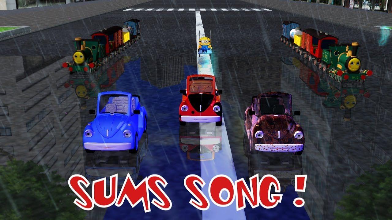 sums song car songs kids songs frozen songs nursery rhyme for baby