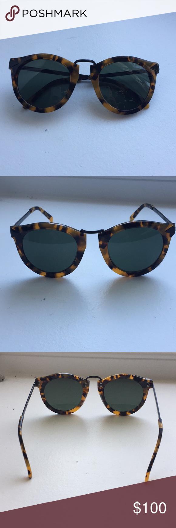 3af0a87afcd Karen Walker HARVEST 50mm Sunglasses