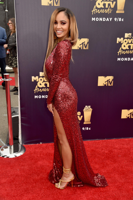 Celebrity-inspired Dresses 2019 New Style Megan Fox 2016 Mtv Movie Awards Red Carpet Dresses Sexy White Beaded Evening Dress Chiffon Short Mini Celebrity Dresses