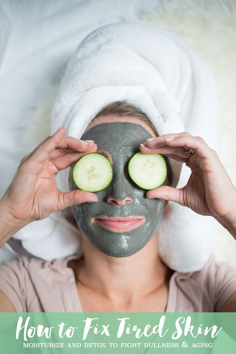 How to Fix Tired Skin - Home Facial Masks | InfluenceHer Collective