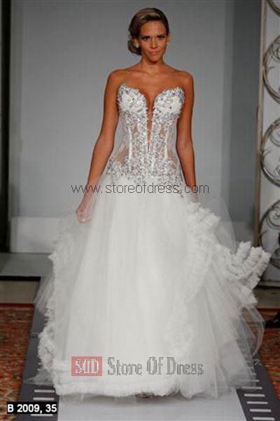 Pnina Tornai Wedding Dress Style B2009,35 | Wedding Dresses ...