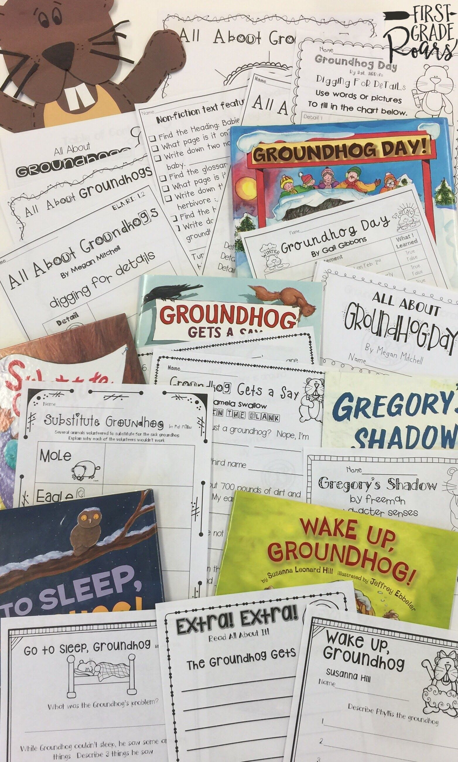 Learn About Groundhogs And Groundhog Day With This Fun