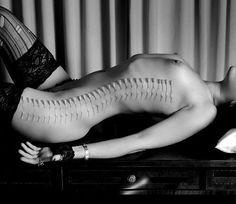naked latina breasts