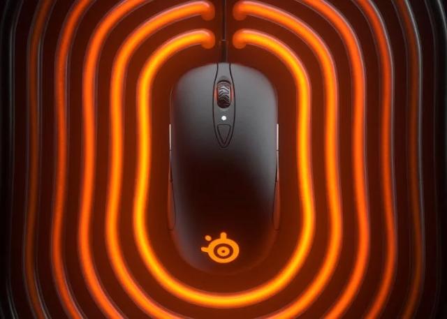 New Steelseries Sensei Ten Gaming Mouse Launches With Images Steelseries Gaming Mouse Mouse