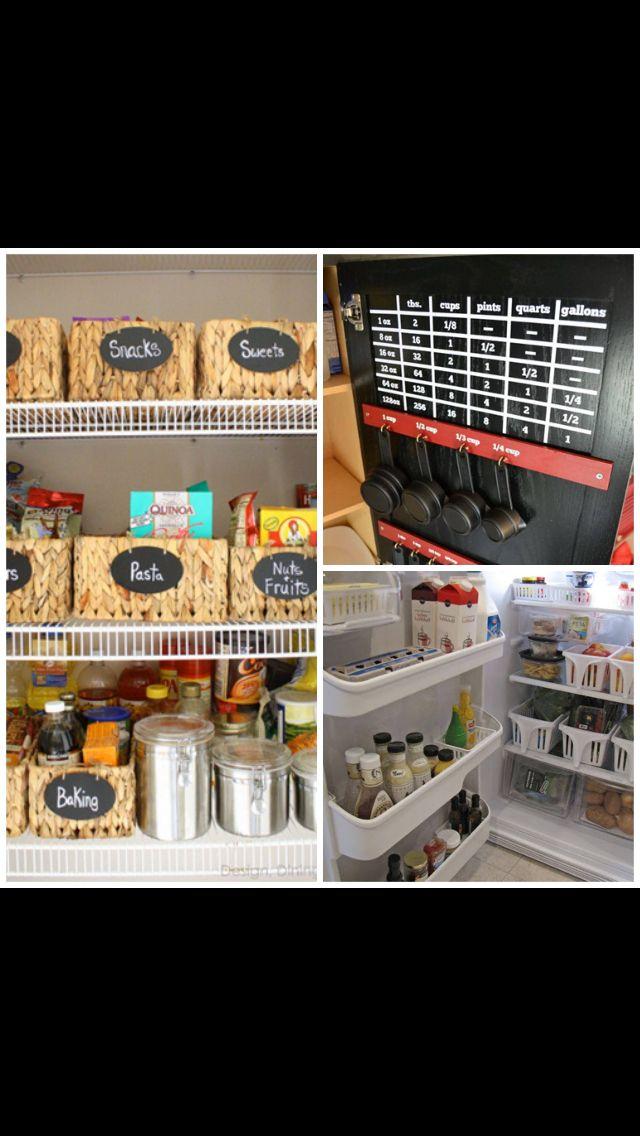 Organization Kitchen Storage Helper Küche Ordnung Aufbewahrung ...