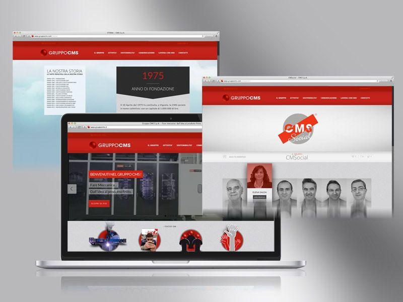 Gruppo CMS Corporate website - http://www.gruppocms.com